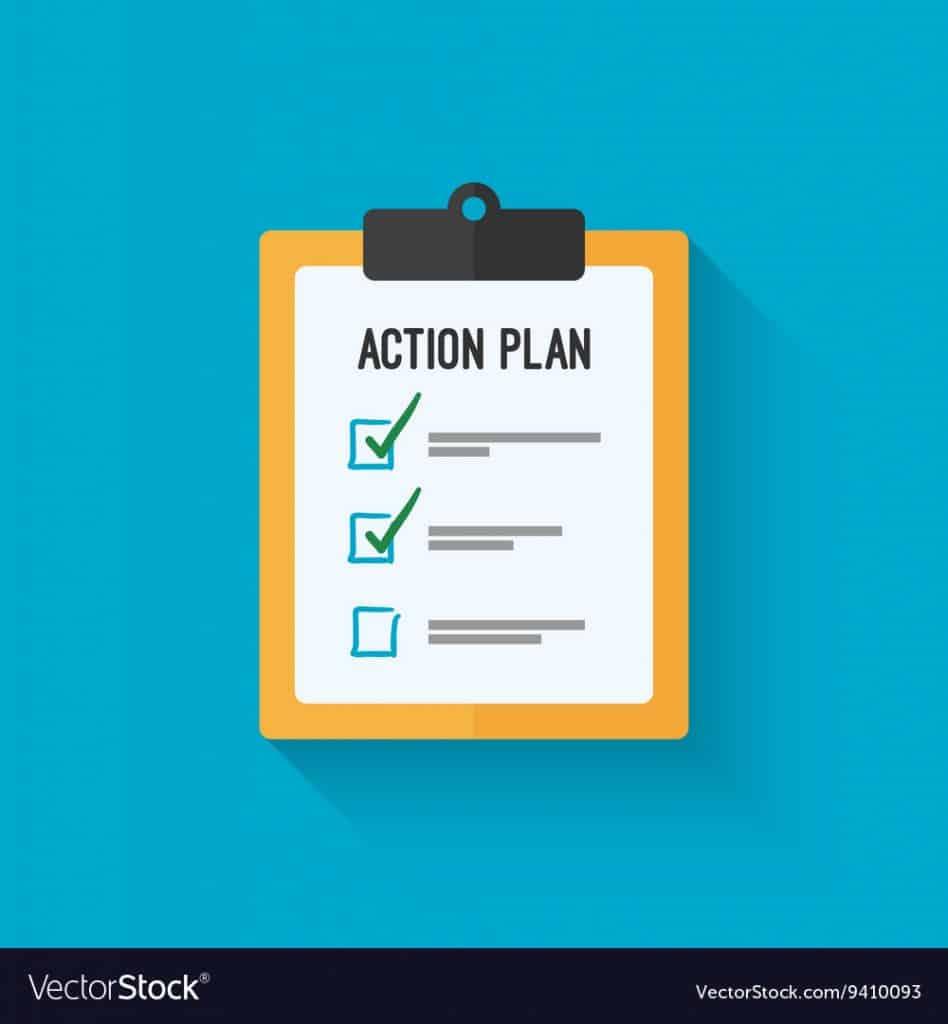 Có kế hoạch hành động